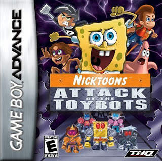 Nicktoons: Attack of the Toybots ( BR ) [ GBA ]