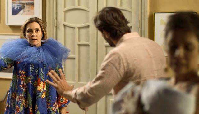 """Segundo Sol"": Laureta e Karola roubam bebê de Rosa"
