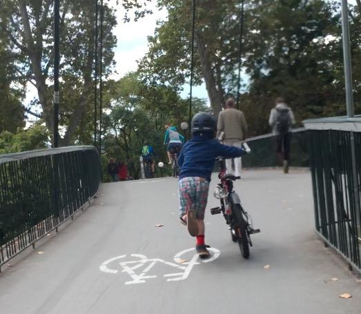 Radfahren In Stuttgart Wer Haftet Wenn Mein Kind Mit Dem Fahrrad