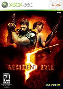 Baixar Grátis Resident Evil 5 RE5 XBOX 360