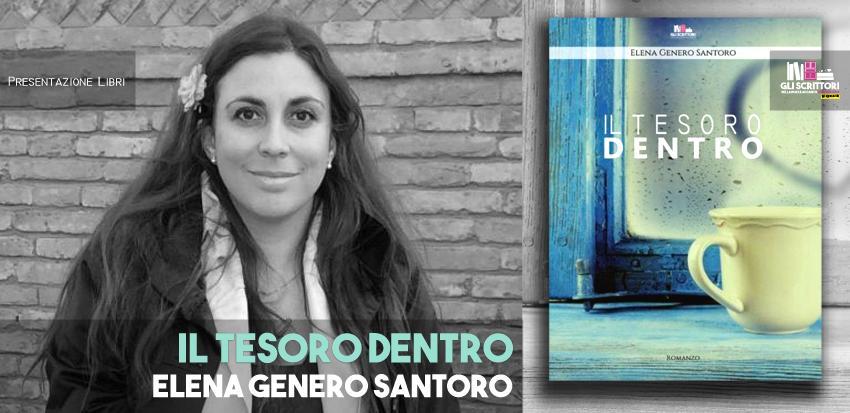 Elena Genero Santoro presenta: Il tesoro dentro - Intervista
