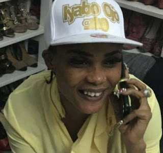 iyabo ojo without makeup