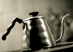 Perfect boiling water for the best coffee taste