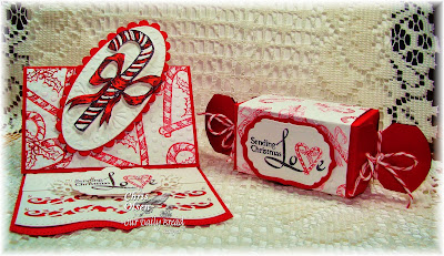 Stamps - Our Daily Bread Designs Candy Cane, Jesus is the Reason