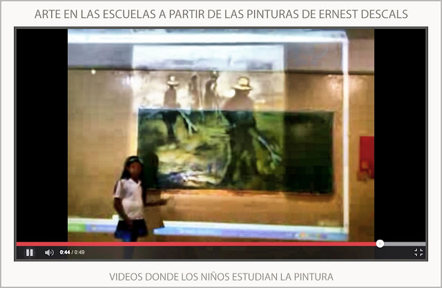 ARTE-PINTURA-ESCUELAS-ESTUDIAR-PINTURAS-TRABAJO-ARTISTA-PINTOR-ERNEST DESCALS