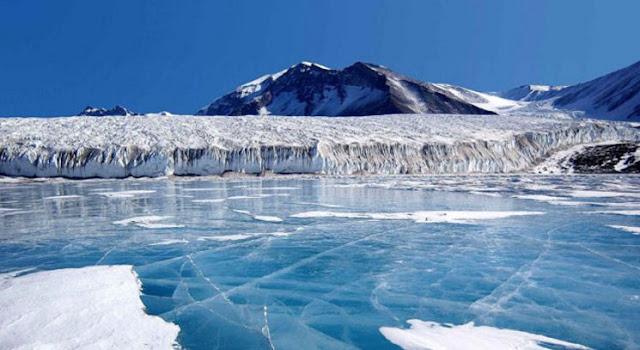 Tempat paling dingin di dunia