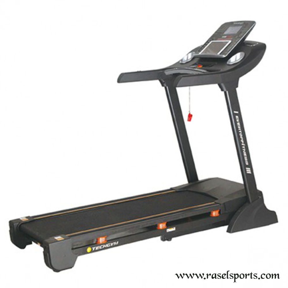 Motorized Treadmill, 2 HP, EVERTOP, ELIFE-4201B
