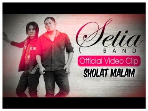 Kunci  Gitar Setia Band - Sholat Malam