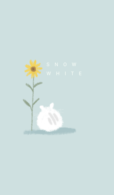 Snow White hamster