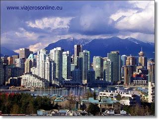 VIAJEROS POR LA COLUMBIA BRITANICA EN CANADA. 15