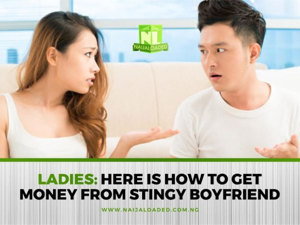 dating a stingy boyfriend