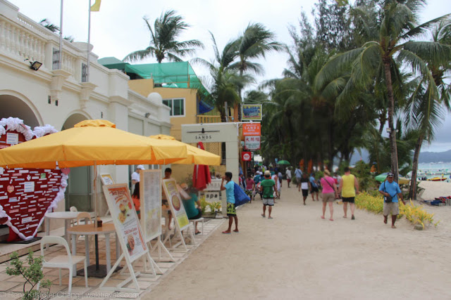 Boracay White Beach, Philippines