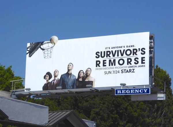 Survivors Remorse season 3 billboard