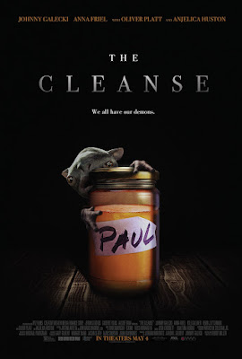 The Cleanse Movie Poster 2