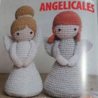 PATRON GRATIS ANGEL AMIGURUMI 35567