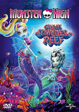 Monster High: The Great Scarrier Reef HD