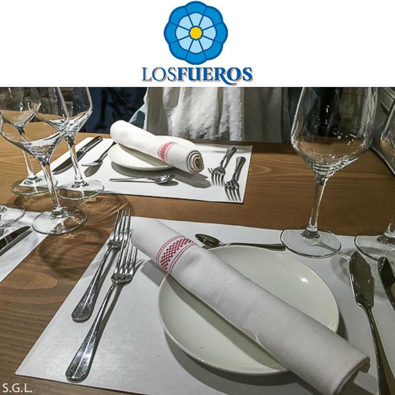 Restaurante Los Fueros en Bilbao