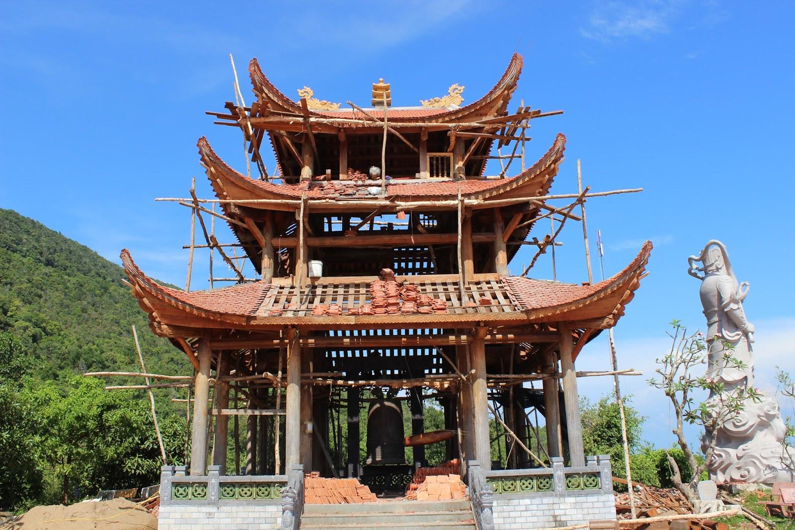 Phu Quoc pagoda