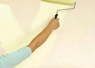cara mencampur cat tembok dengan air,campuran cat tembok agar mengkilap,kumpulan tips,cara mencampur cat tembok dengan lem kayu,lem plamir,dengan lem fox,tembok yang berkualitas,