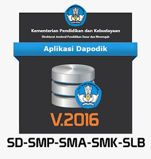 Patch Dapodik 2016.b