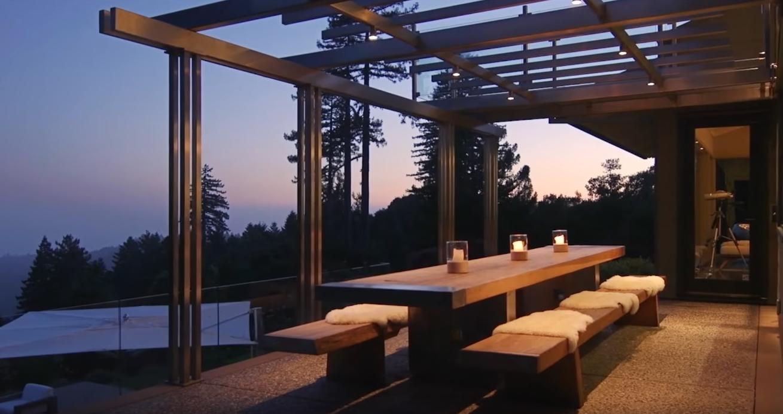 1 Thayer Rd, Santa Cruz, CA vs. Ocean Views Home Interior Design Tour