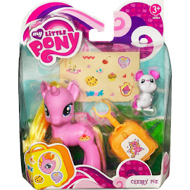 My Little Pony Traveling Single Wave 2 Cherry Pie Brushable Pony