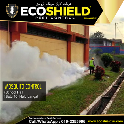 Pest Control Selangor - Fogging