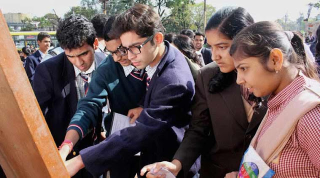 CBSE Central Board 10th Class Results 2017