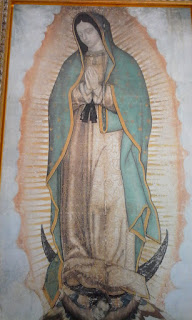 Guadalupe, virgen