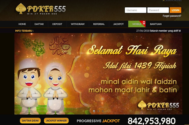 link alternatif poker555