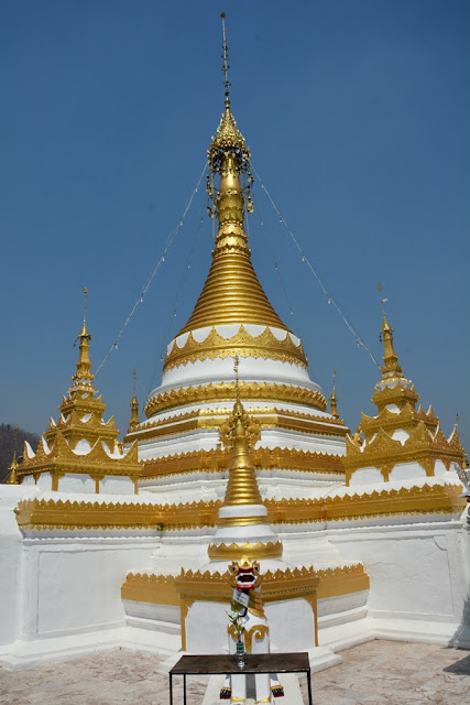 Wat Chang Klang Mae Hong Son