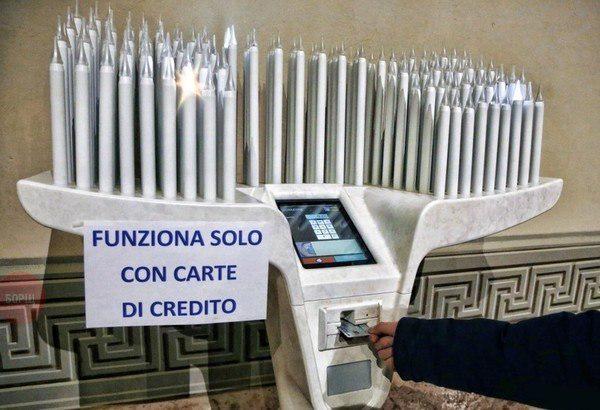 наличные в италии