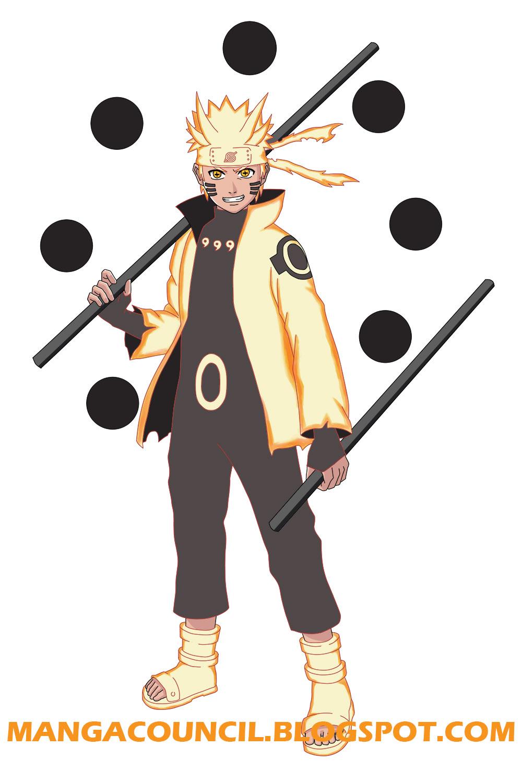 how to draw anime manga naruto shippuden rikudo sage mode 29