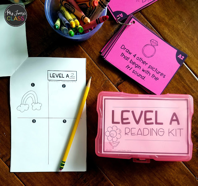 reading kits