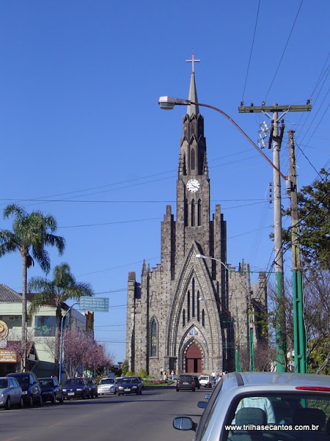 Catedral Canela