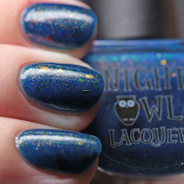 Night Owl Lacquer Gone to My Happy Place