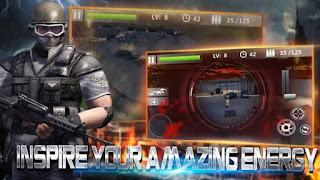 Modern Sniper Combat Apk v1.1.4 Mod (Unlimited Coins/Grenades/Medic Kit)