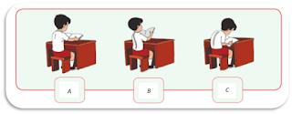 soal tematik kelas 1 subtema 2