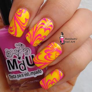 Mundo De Unas Stamping Nail Polish Art