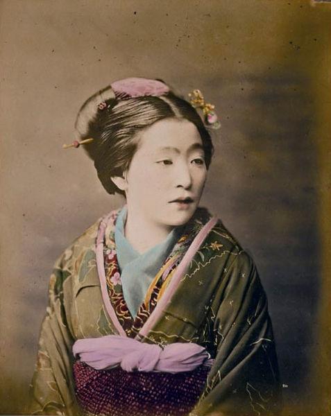 a9c4ec77d A grafia Hepburn usa o termo kimono, embora também seja considerada correta  a grafia