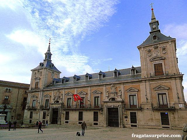 Madri, Casa de la Villa