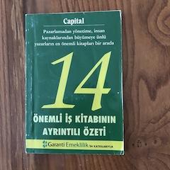 14 Onemli Is Kitabinin Ayrintili Ozeti