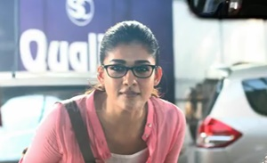 "Drive with Nayanthara…! ""DORA"" Promotion!"