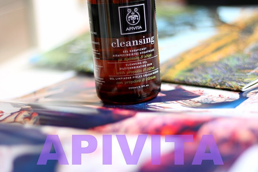APIVITA CLEANSING GEL WITH PROPOLIS & CITRUS review recenzija iskustva