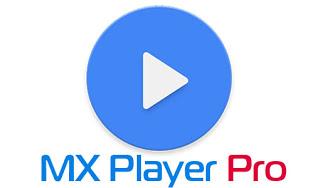 مشغل الفيديو MX player pro مجانا للاندرويد