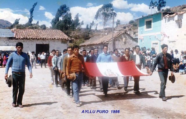 Resultado de imagen para Ayllu Puro de la Comunidad Campesina de Cabana Fotos