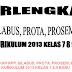 DOWNLOAD RPP SBK SMP KURIKULUM 2013 REVISI TAHUN AJARAN BARU 2017/2018