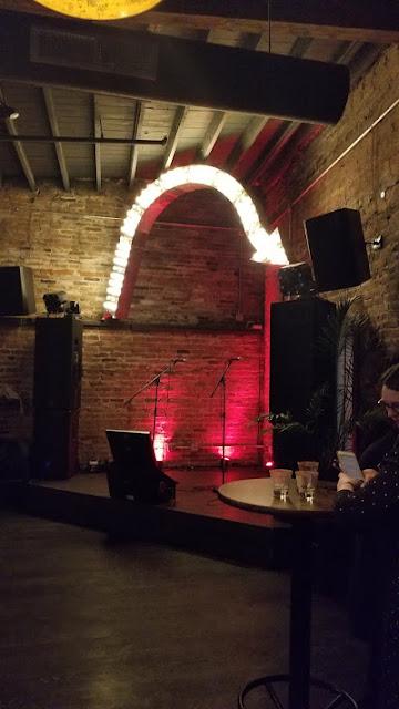 Circ bar, Ann Arbor