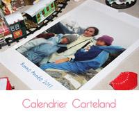 calendrier carteland