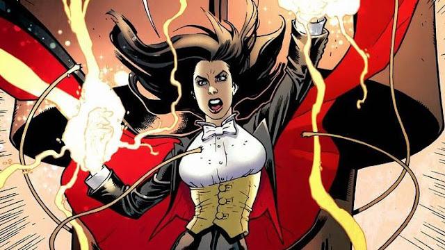 daftar superhero perempuan dc